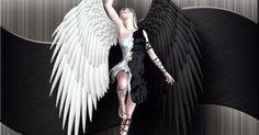 Teste de Personalidade Anjo ou Demônio   Vamos ver se você é mais anjo ou demônio?