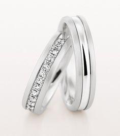 Christian Bauer Wedding Bands - Wedding rings london UK | Joule