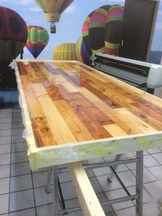 Wood Countertops, Paint Finishes, Wood Pallets, Wood Projects, Beautiful Homes, Home Improvement, Woodworking, Interior, Diy