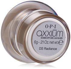 OPI Axxium Soak-Off Gel Lacquer Nail Polish - DS Radiance -- Click on the image for additional details.
