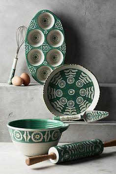 Brentanella Pie Dish - anthropologie.com