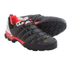 adidas outdoor Terrex Scope Gore-Tex® Hiking Shoes - Waterproof (For Men) in Black/Solar Red/White