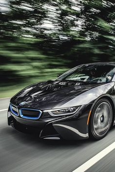 #Bmw i8 | i Series | dream car | i8 | Bimmer | concept car | car photography | Schomp BMW