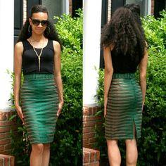 Nice pencil skirt