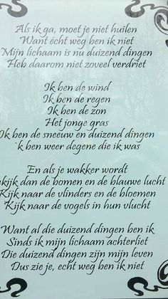 mooie tekst Words Quotes, Life Quotes, Sayings, Goodbye Quotes, Dutch Words, Dutch Quotes, Verse, More Than Words, True Words