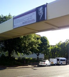 Banners at Stellenbosch University 5 South African Artists, Banners, University, Gallery, Outdoor Decor, Banner, Colleges, Community College