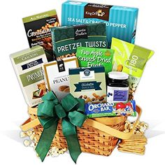 Top Christmas Gift Basket Ideas For The Elderly Gifts Baskets