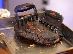 037 - Pulled Pork vom UDS  Ugly Drum Smoker  #UDS #Pulled Pork #Ugly drum somker