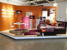 IKEA - Visual Merchandising for Fall/Winter - Kimberly Madeya