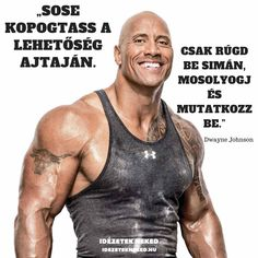 Positive Thoughts, Positive Quotes, Motivational Quotes, Inspirational Quotes, Gym Quote, Word 3, Learning Quotes, Dwayne Johnson, Funny Cute