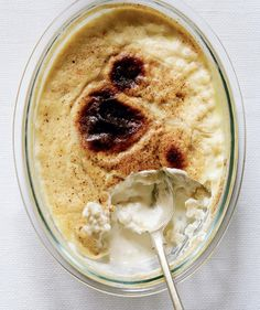 Rice Pudding Creamed Rice, Rice Pudding Recipes, Eat Dessert First, Sweet Treats, Deserts, Food And Drink, Cooking Recipes, Snacks, Postres