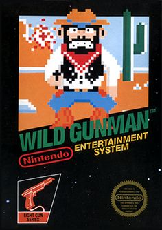 The original version of Wild Gunman was one of Nintendo's electro-mechanical arcade games created by Gunpei Yokoi and released in 1974.
