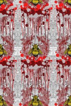 Bloody Empire Wallpaper by Timorous Beasties