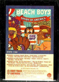 Good Time The Beach Boys The Beach Boys Love You 8 Track Tape Tested