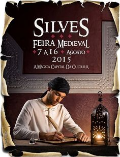 Silves Medieval Fair – 7 to 16 August 2015 - via @portugalcnfdtl 08.07.2015 | One of Portugal's most dynamic and renowned Medieval Fairs takes place each summer at the Castle of Silves. For 2015, the festivities run for ten days from 7 to 16 August. #algarve #portugal #travel