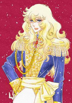 Old Anime, Manga Anime, Anime Art, Lady Oscar, Candy Lady, Royal Art, Naruto Shippuden Anime, Animated Cartoons, Manga Comics