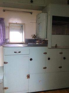 Vintage Caravan Interiors, Double Vanity