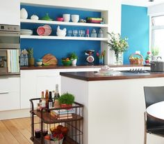 13 steps to a totally clean kitchen. Yay!
