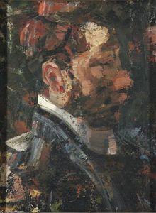 Retrato de un hombre - (Paul Klee)