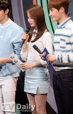 Jiyeon @ SBS MTV The Show 150428 Credits: Sports... - T-ARA Park Jiyeon Fan Blog 티아라 박지연 팬 블로그