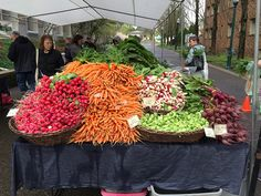 When the health inspector comes around to your farmers market booth, don't panic! Here are seven things to expect from an inspection.