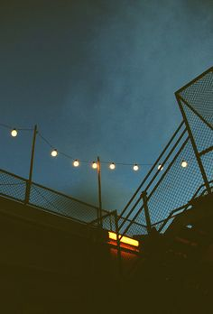 patio lights.
