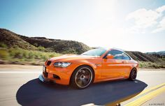 ///M3 in Fire Orange