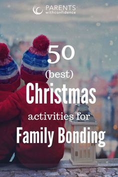 Inside: These fun and easy family bonding activities will set the stage for strong family relationships and lifelong memories at Christmas. If there's one time of year perfect for family bonding activities, it's Christmas. Family Reunion Activities, Christmas Activities For Families, Bonding Activities, Holiday Activities, Time Activities, Raising Kids Quotes, Mindfulness For Kids, Family Bonding, Kids Christmas