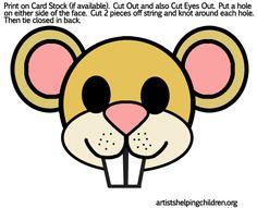 mouse-masks-printables.png (720×583)
