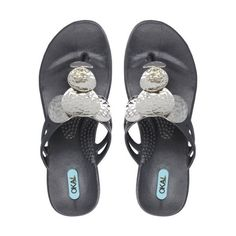 Just got these in at Sante Spa Victoria. They're eco-friendly and have the best arch support. They would go great with a cute maxi dress. !Maxine | Oka B