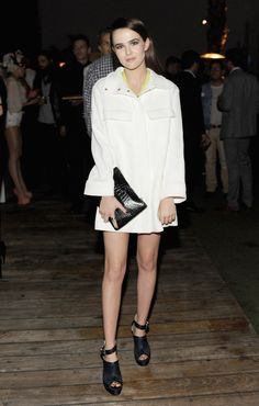 Best Dressed: Zoey Deutch (April 2014)