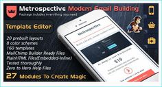 25 Responsive Newsletter with Template