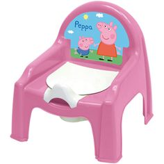 Oferta Peppa Pig sillita orinal. ARDPP7837, IndalChess.com Tienda de juguetes online y juegos de jardin