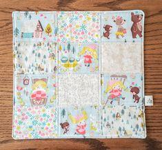 Goldilocks Table Set by Heidi Staples of Fabric Mutt/ Jill Howarth for Riley Blake