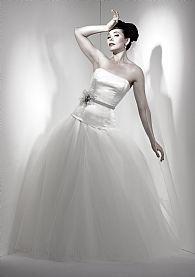 Gudnitz' Timeless Tulle fra kollektionen White Label er bare skøn, skøn, skøn!