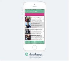 native mobile advertising sdk in-app sharethrough editorial