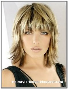 13 Best popular Shag Haircuts and Hairstyles in 2017 - Hairstyle Korea