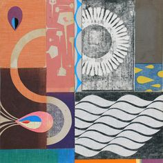 """JOSHUA KRAUSE - """"Extracted Abstractions"""" Series"""