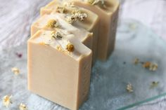 natural soap by naport, chamomile soap