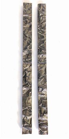 furniture handles » Crushed strip handle - Philip Watts Design - Nottingham
