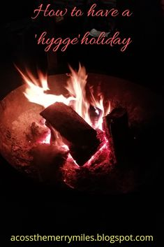 Ilove the term 'Hygge' , which is a Danish word,pronounced hue-guh, used when acknowledging a feeling or moment, whether alone or with friends, at home or out, ordinary or extraordinary as cosy, charming or special.