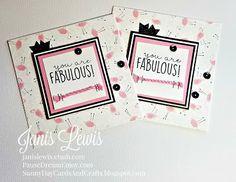 Pause Dream Enjoy: Calypso Fab Mini Cards