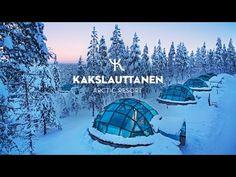 Vlog - Our Stay at Kakslauttanen Igloo Arctic Resort (Finland) | Bruised Passports - YouTube