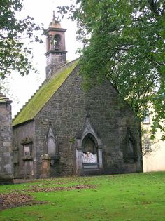 Beith Auld Kirk, Scotland