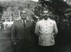 Stalin And Beria