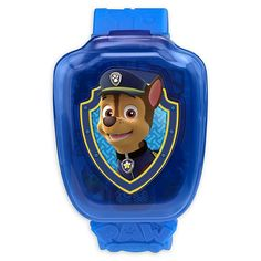 Vtech Paw Patrol Chase Learning Watch Multi - Be ready for rescue-packed action anytime with the PAW Patrol Chase Learning Watch by VTech. The police pup of PAW Patrol guides your child through interactive games. Plus, the adjustable, digital watch plays fun sounds and effects.