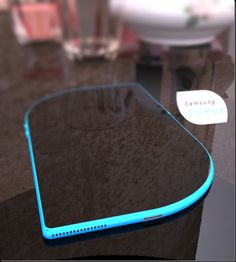 Future technology Samsung Curve