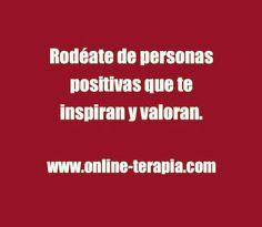 Rodéate de positividad #positividad