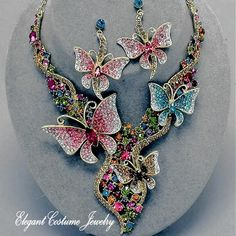 Le sigh... #butterfly #jewelry