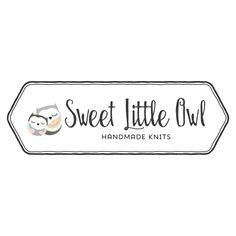 Premade Logo Design - Mom & Baby Owl Logo